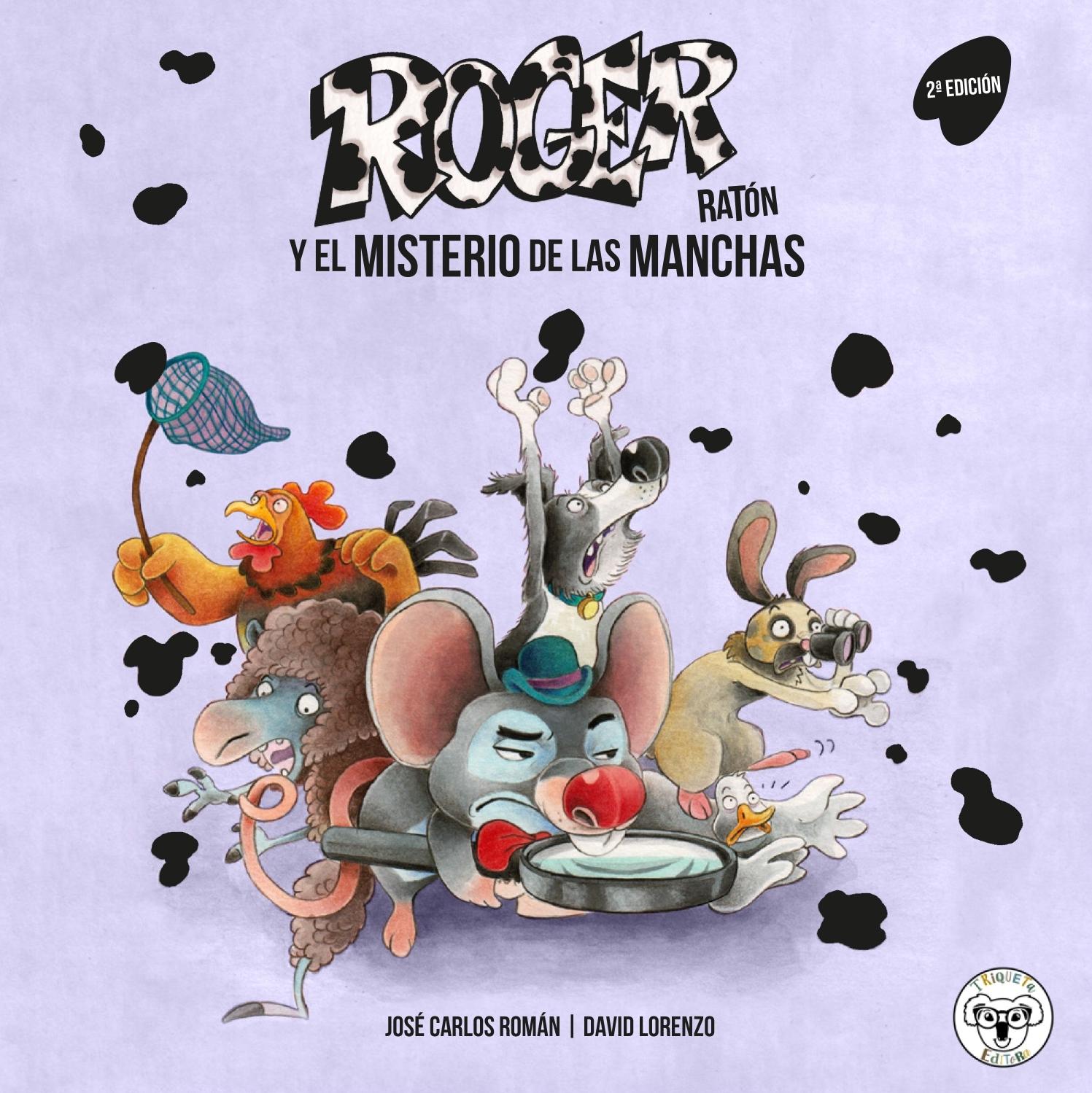libros infantiles español roger
