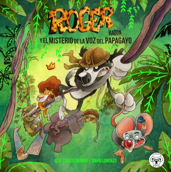 cuentos infantiles castellano roger