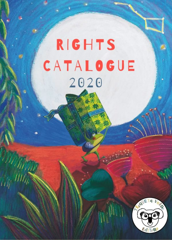 rights catalogue triqueta verde