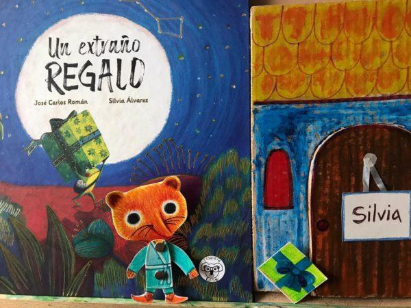 comprar libros infantiles online regalo extraño