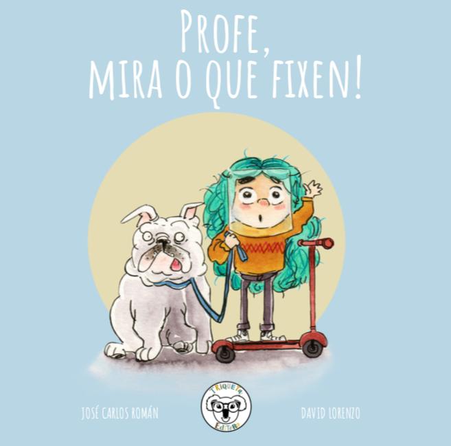 cuentos infantiles en gallego
